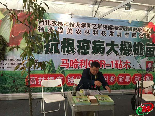 杨凌吉美农林科技发展有限责任公司在农高会